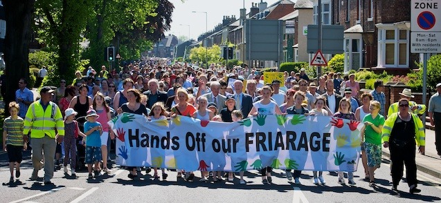 Friarage Rally