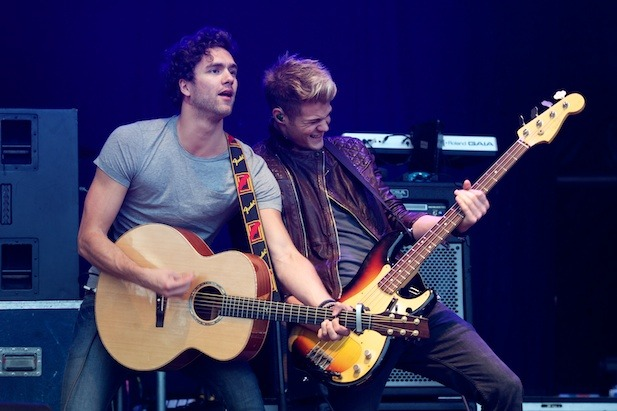 Andrew Brown and Ryan Fletcher from Lawson