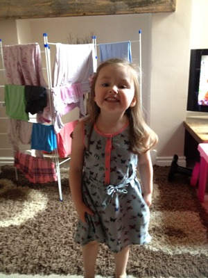 Lydia Bishop died on first day of nursery in York