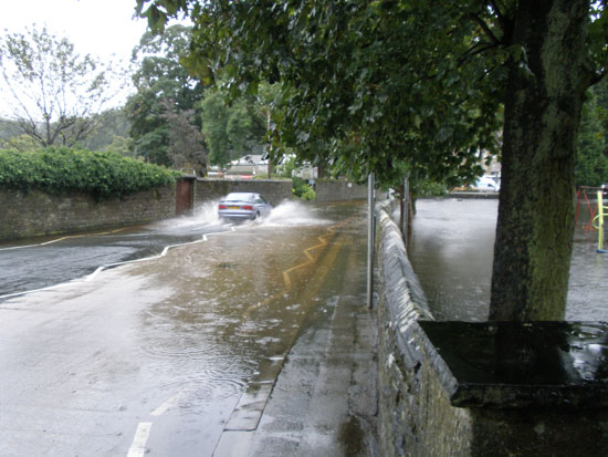 Pateley bridge main road - Michael Thompson