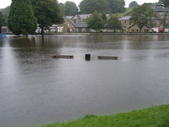 Pateley Bridge Park - Michael Thompson