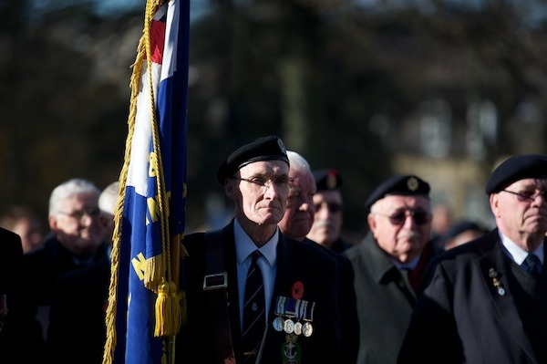 Remembrance Day in Harrogate 2012 (37)