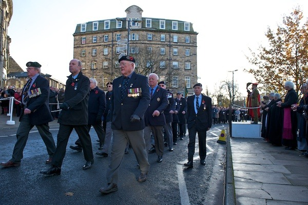 Remembrance Day in Harrogate 2012 (26)