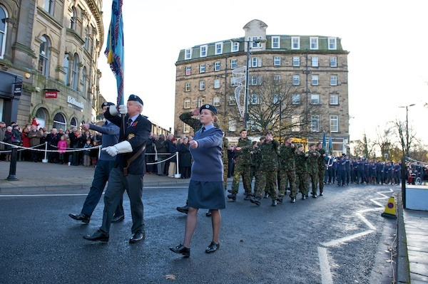 Remembrance Day in Harrogate 2012 (22)