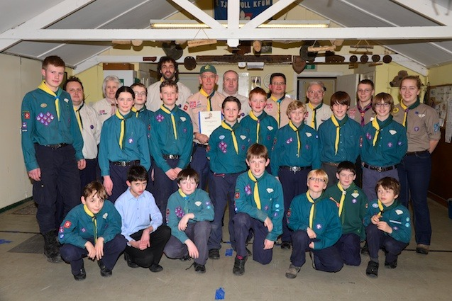 Harrogate 14th Scouts (Woodlands)