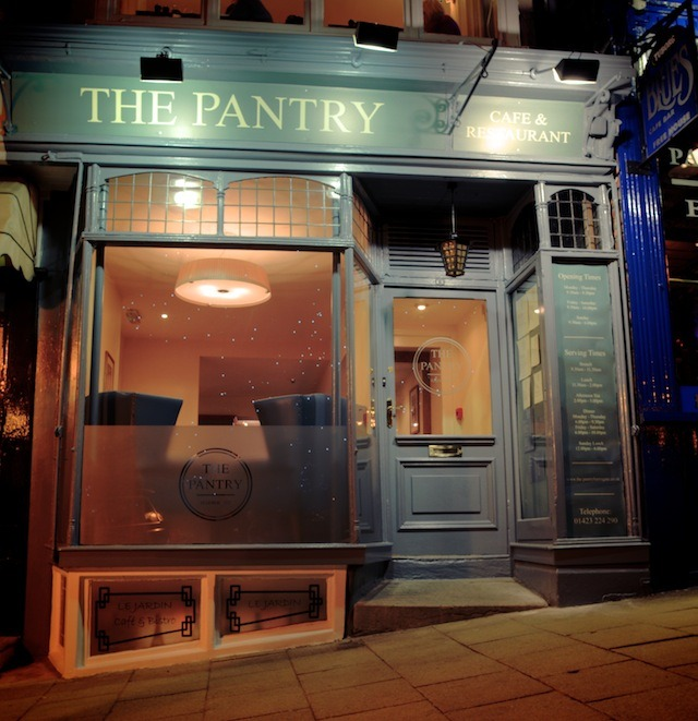 The Pantry in Harrogate