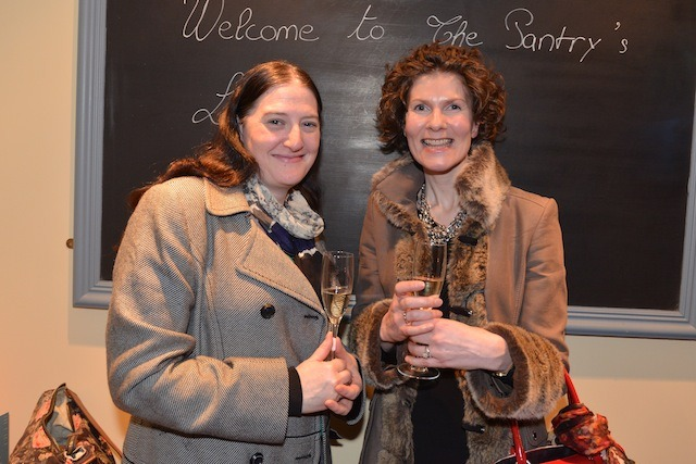 Julia Langshaw and Philippa Robertson of Harrogate Fine Wine