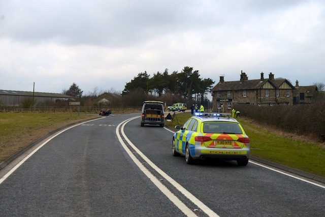 Five North Yorkshire biker deaths this year alone prompts safety warning