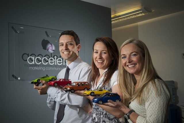 Acceleris Drives Motor Sector Work