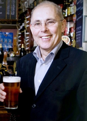 Ian Fozard, chairman of Rooster's Brewery Ltd