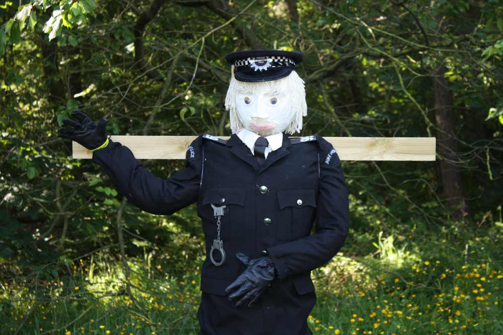Pinewoods Summer Scarecrow Stroll