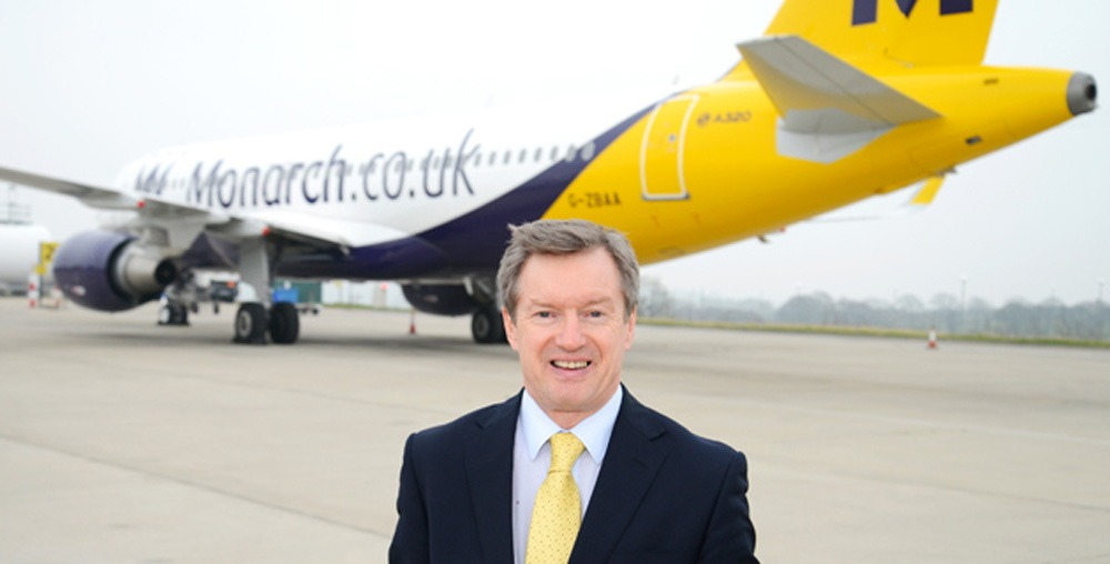 Tony Hallwood Leeds Bradford Airports Aviation Development Director