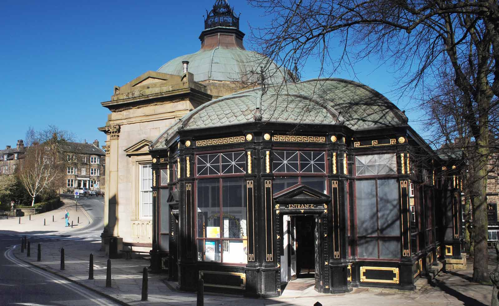 The Pump Room in Harrogate