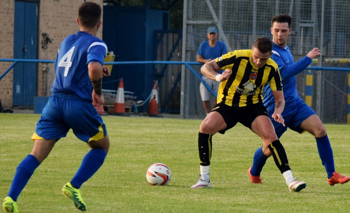 Garforth Pre Season Friendly (Away) 066