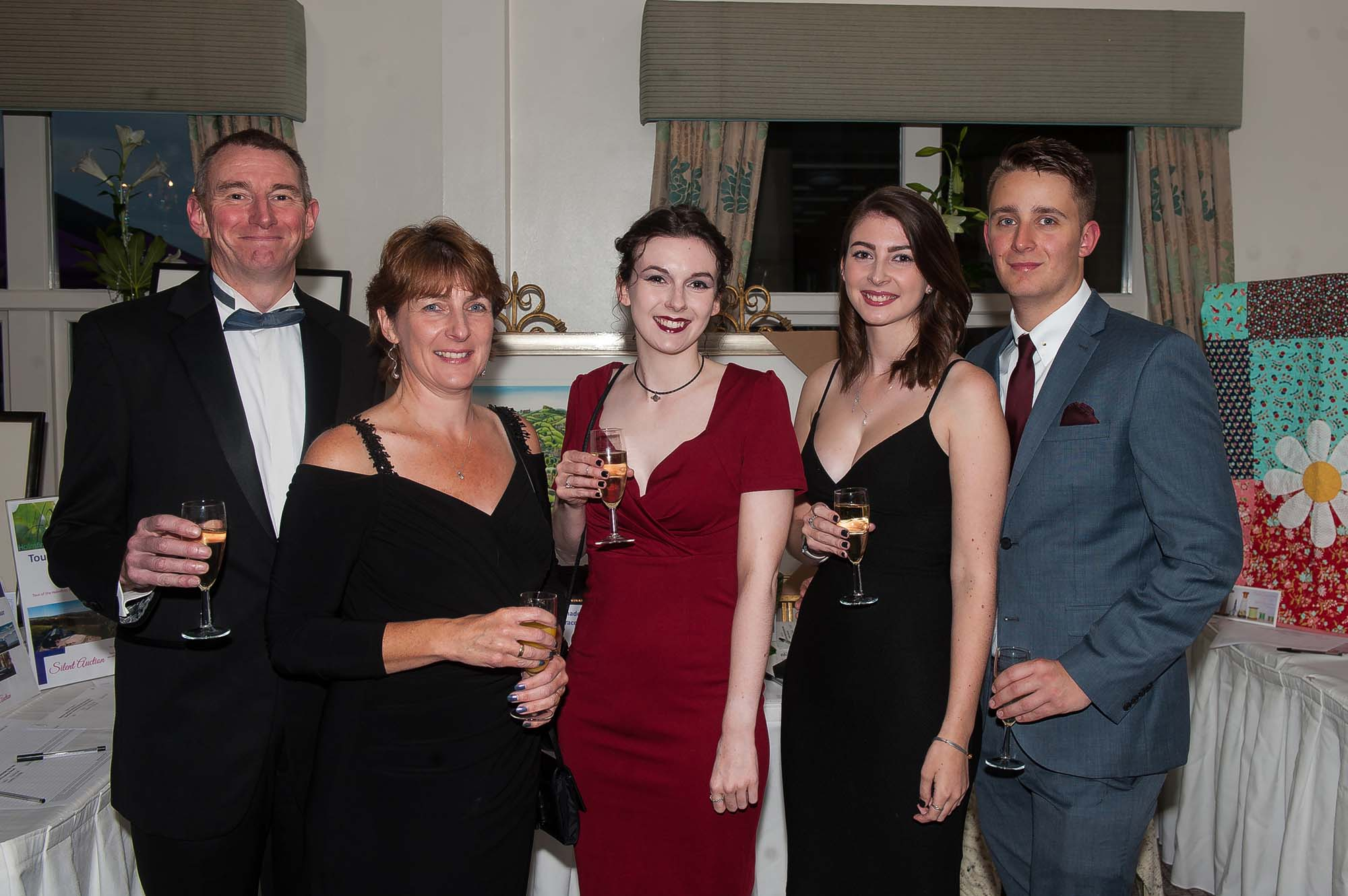 Yorkshire Cancer Centre Ball 2016