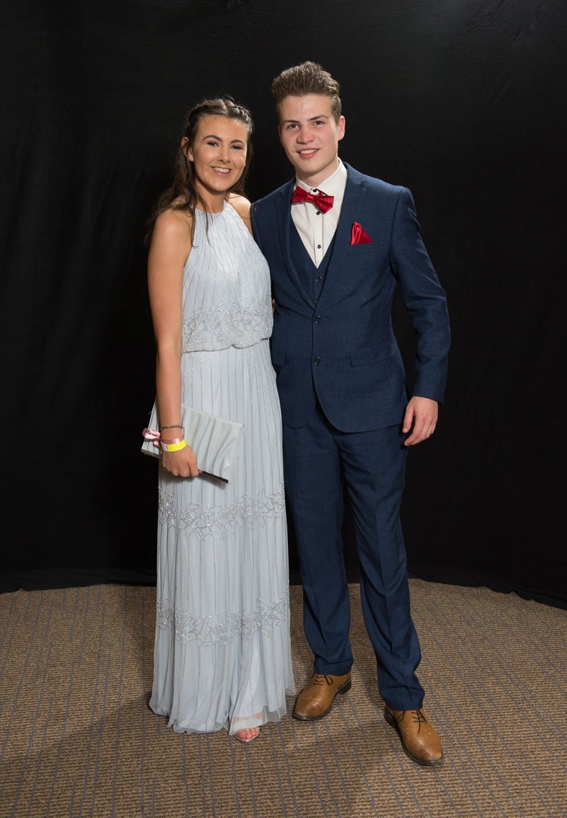 Emily Kernaghan, Ben Smith