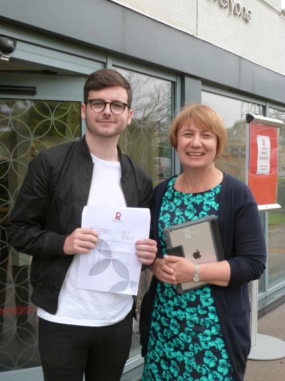 Lewis Parker achieved two A*s and a B in his A levels at Rossett School to earn his place at Bournemouth University studying Computer Animation