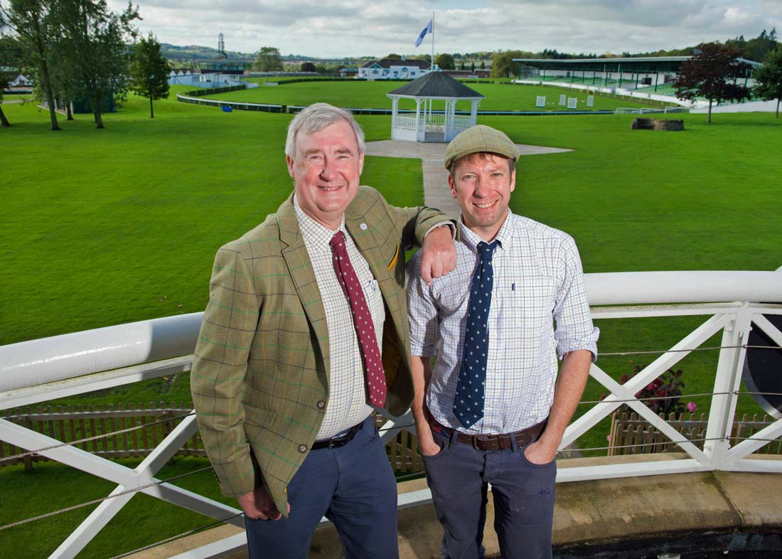Yorkshire-Vets-Peter-Wright-and-Julian-Norton