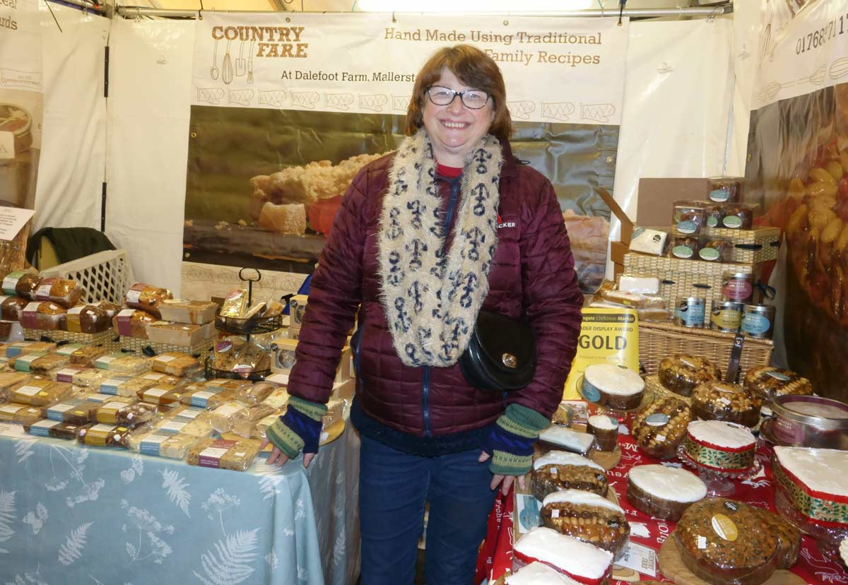 Dianne Halliday of Country Fare