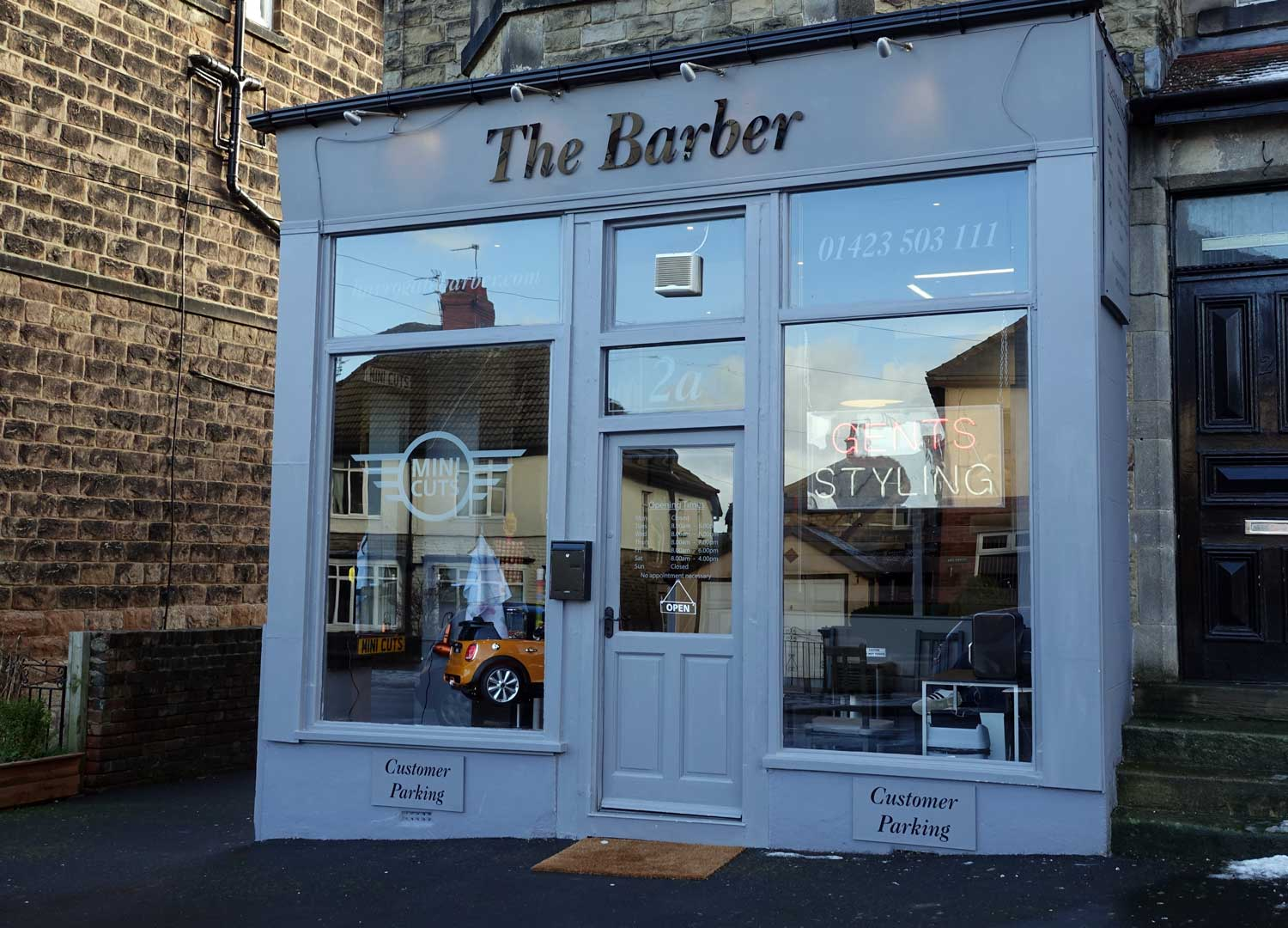 The Barber Harrogate