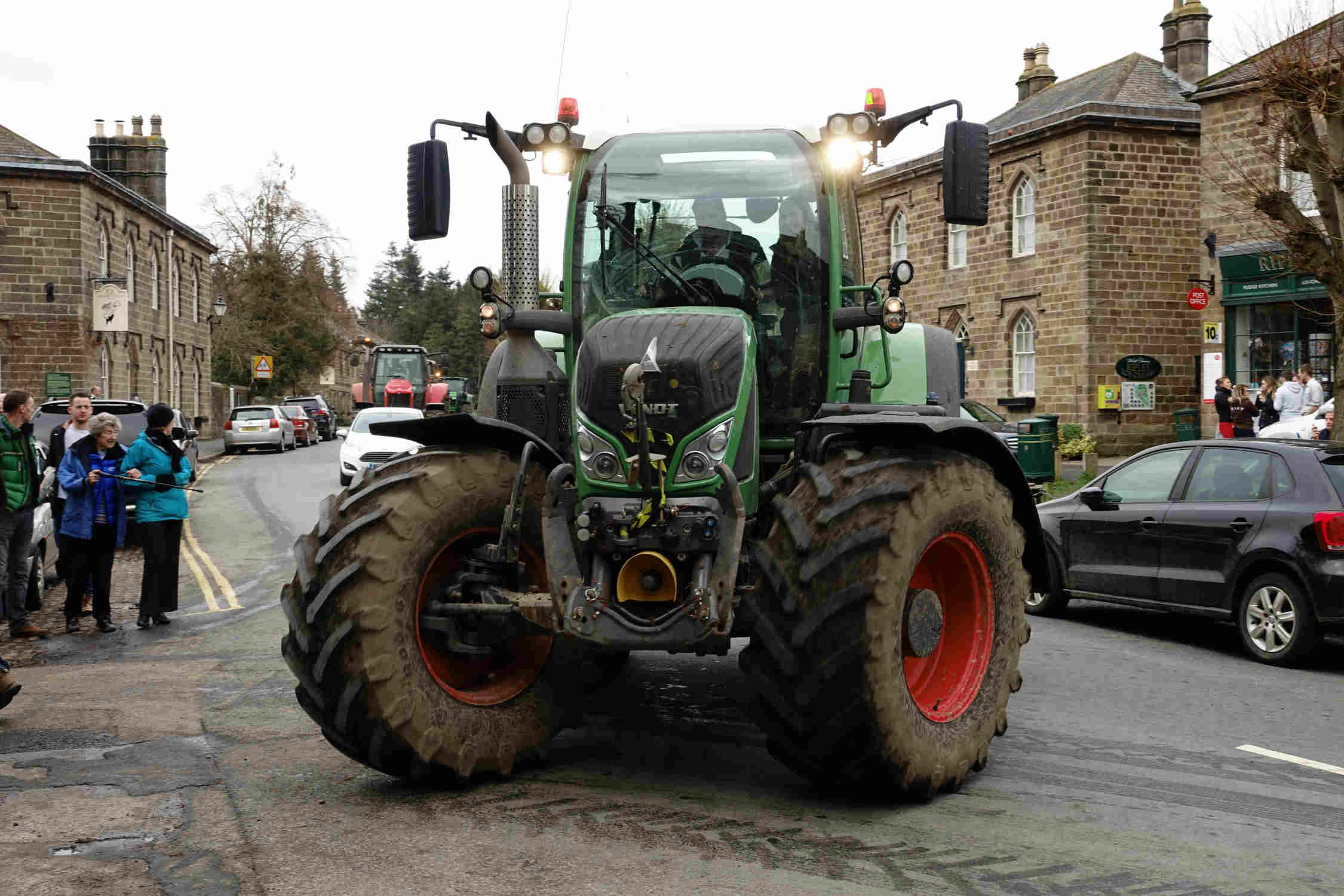 Tractor Run 2018 Knaresborough
