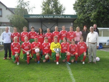 Harrogate Ladies
