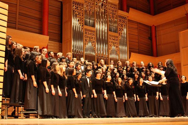 St Mary's Concert Choir