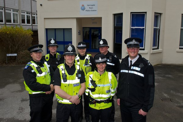 Harrogate Town Centre Team