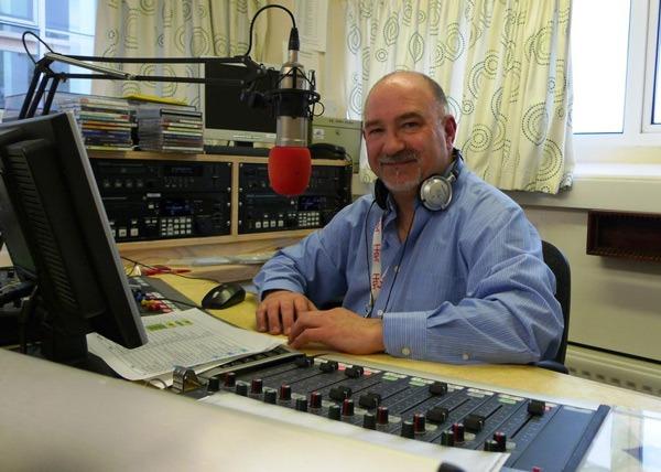 New Chairman: Harrogate Hospital Radio's longest serving member Ian Wighton is its new Chairman