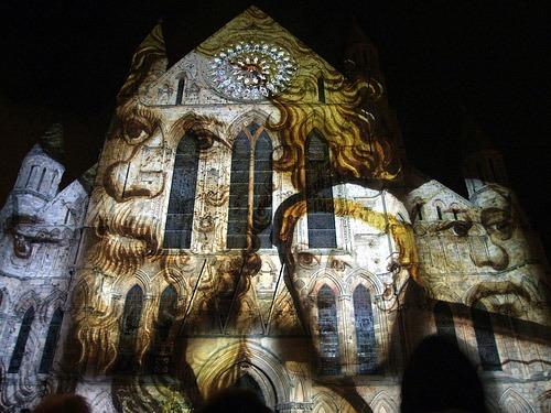 Illuminating York in 2011