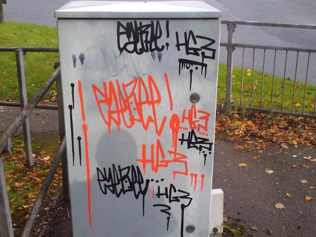 Harrogate Graffiti (1)