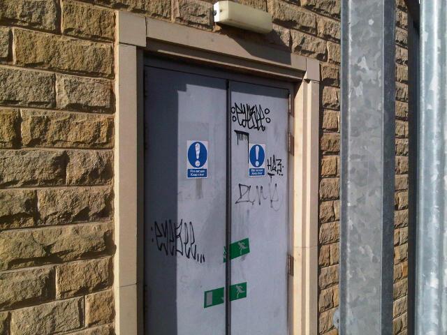 Harrogate Graffiti (2)