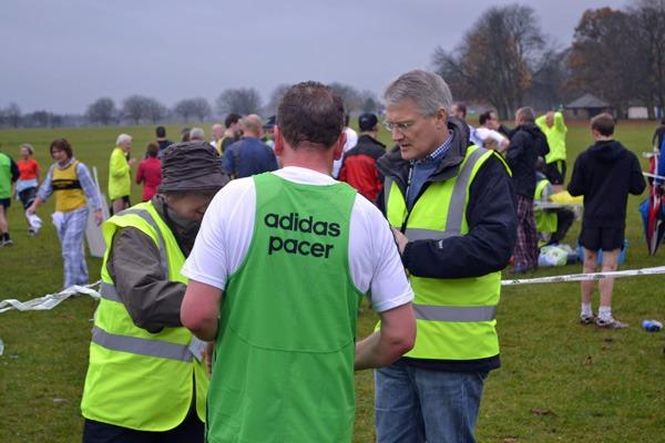 Park Run in Harrogate
