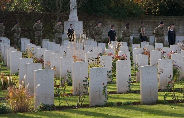 Remembrance Day in Harrogate 2012 (2)