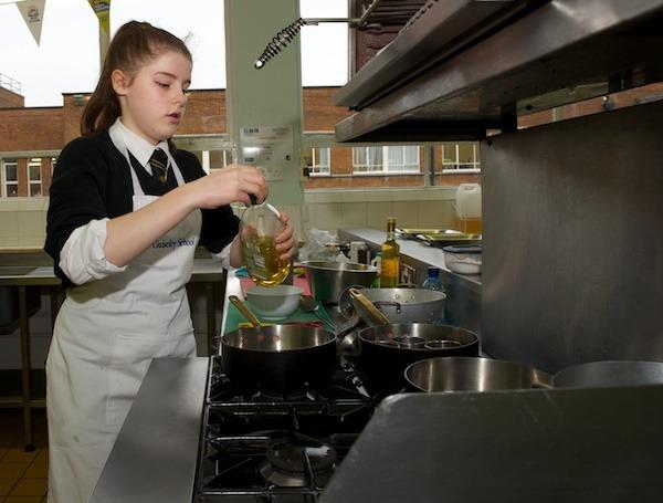 Amy Dobson, 15, Guiseley School, Leeds