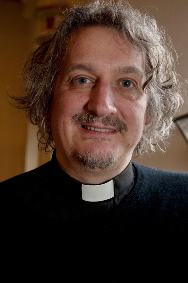 The Revd Nicholas Henshall