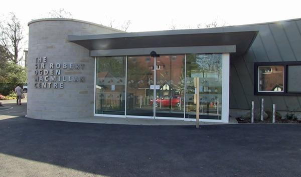 The Sir Robert Ogden Macmillan Centre in Harrogate