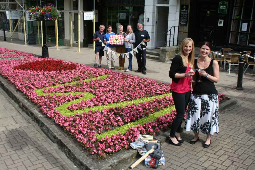 WI-centenary-flower-bed-1