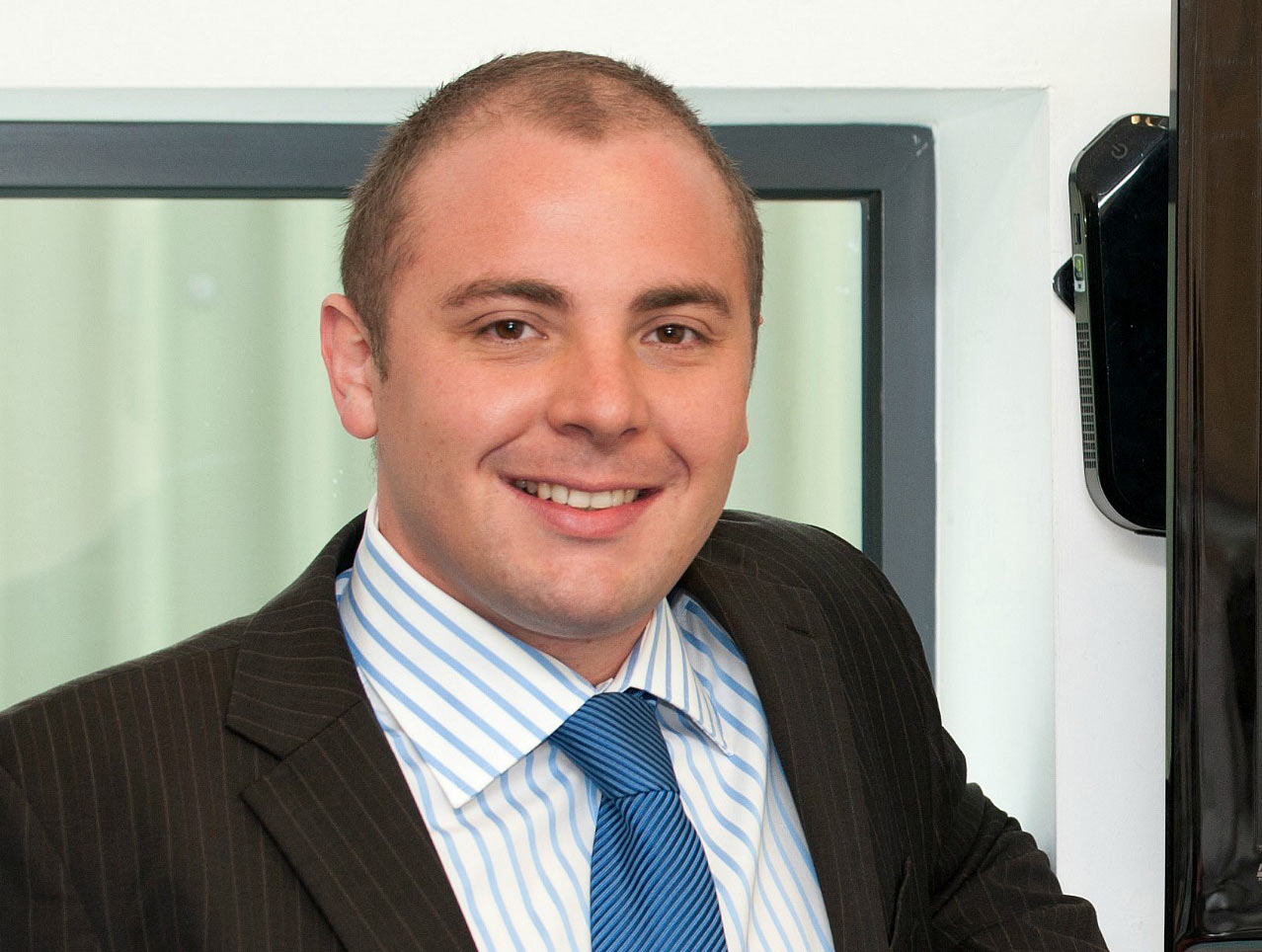 Lee Evans, MD of Vital Network Solutions