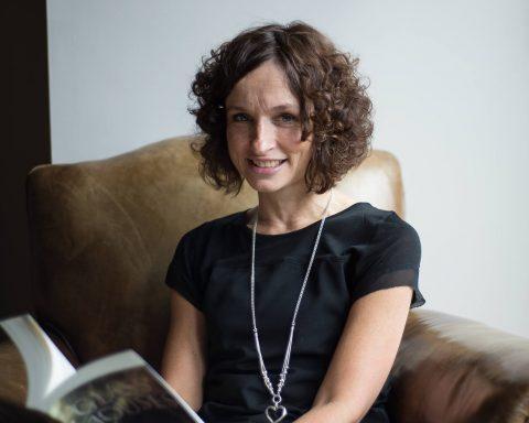 Author, Jackie Buxton