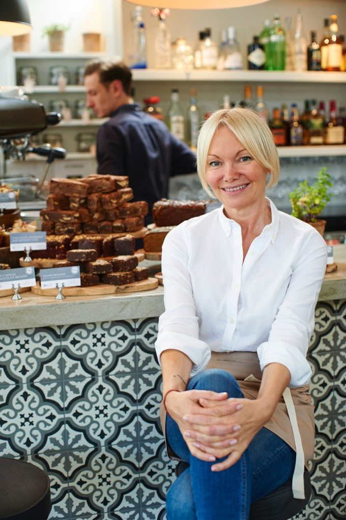 Adele Ashley, owner of Filmore & Union, which is up for a top national award