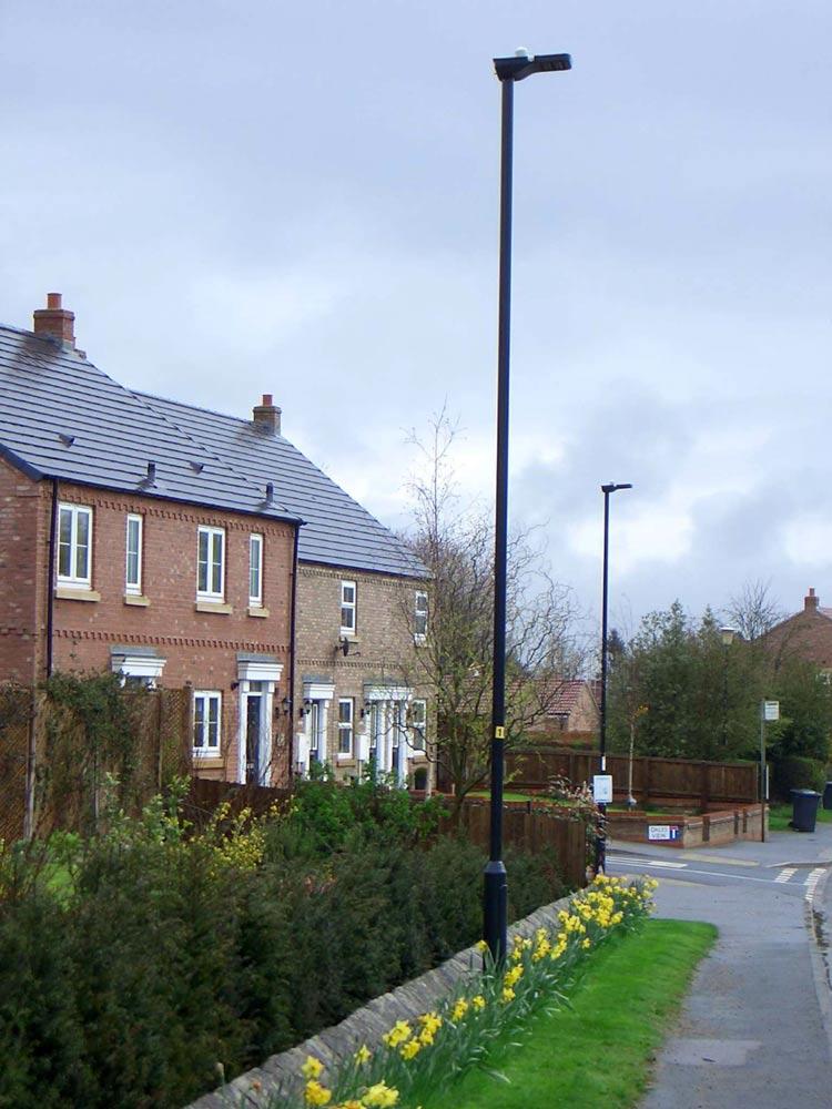 Council Plans Environmentally Friendly Street Lights