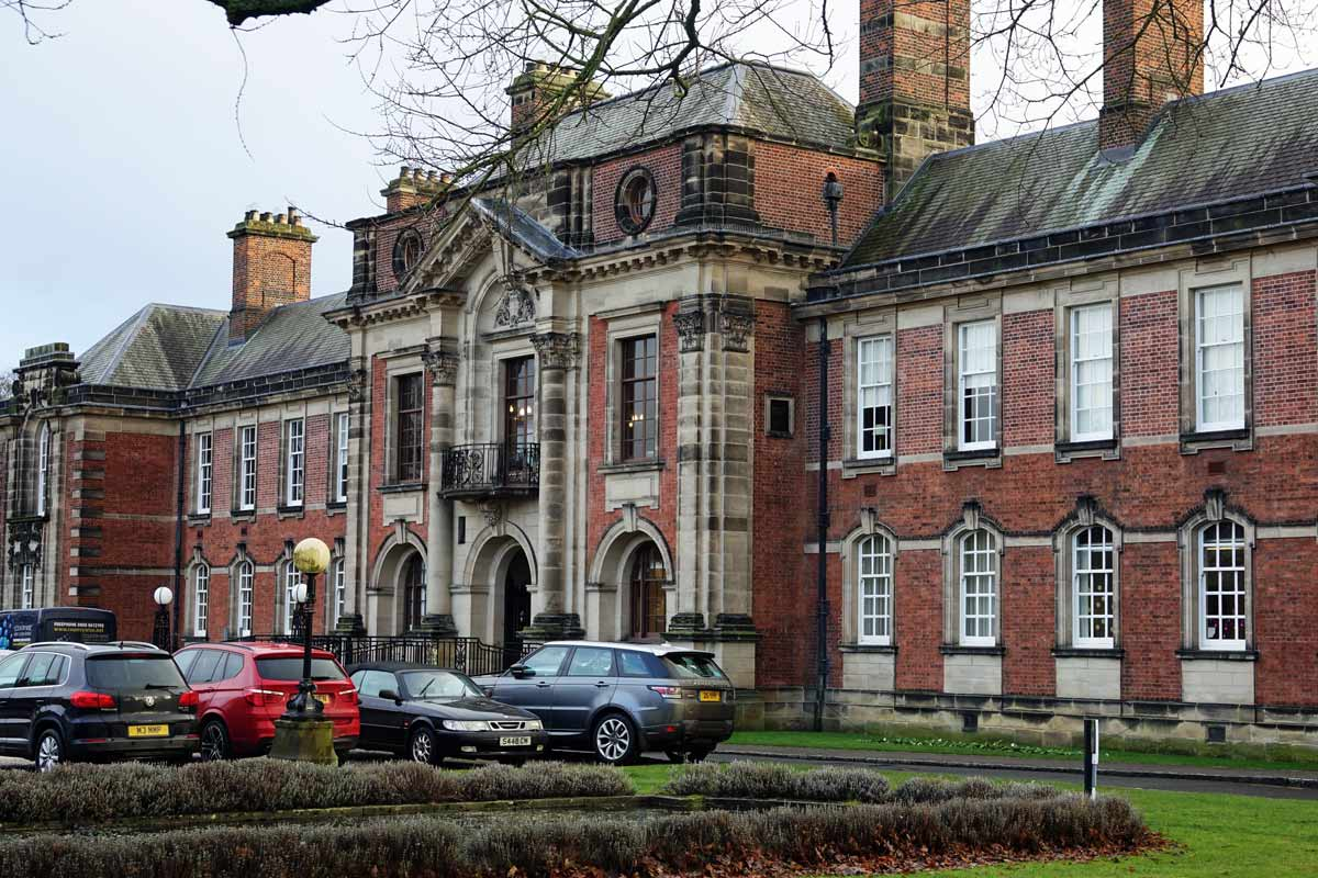 North Yorkshire County Council - County Hall, Northallerton