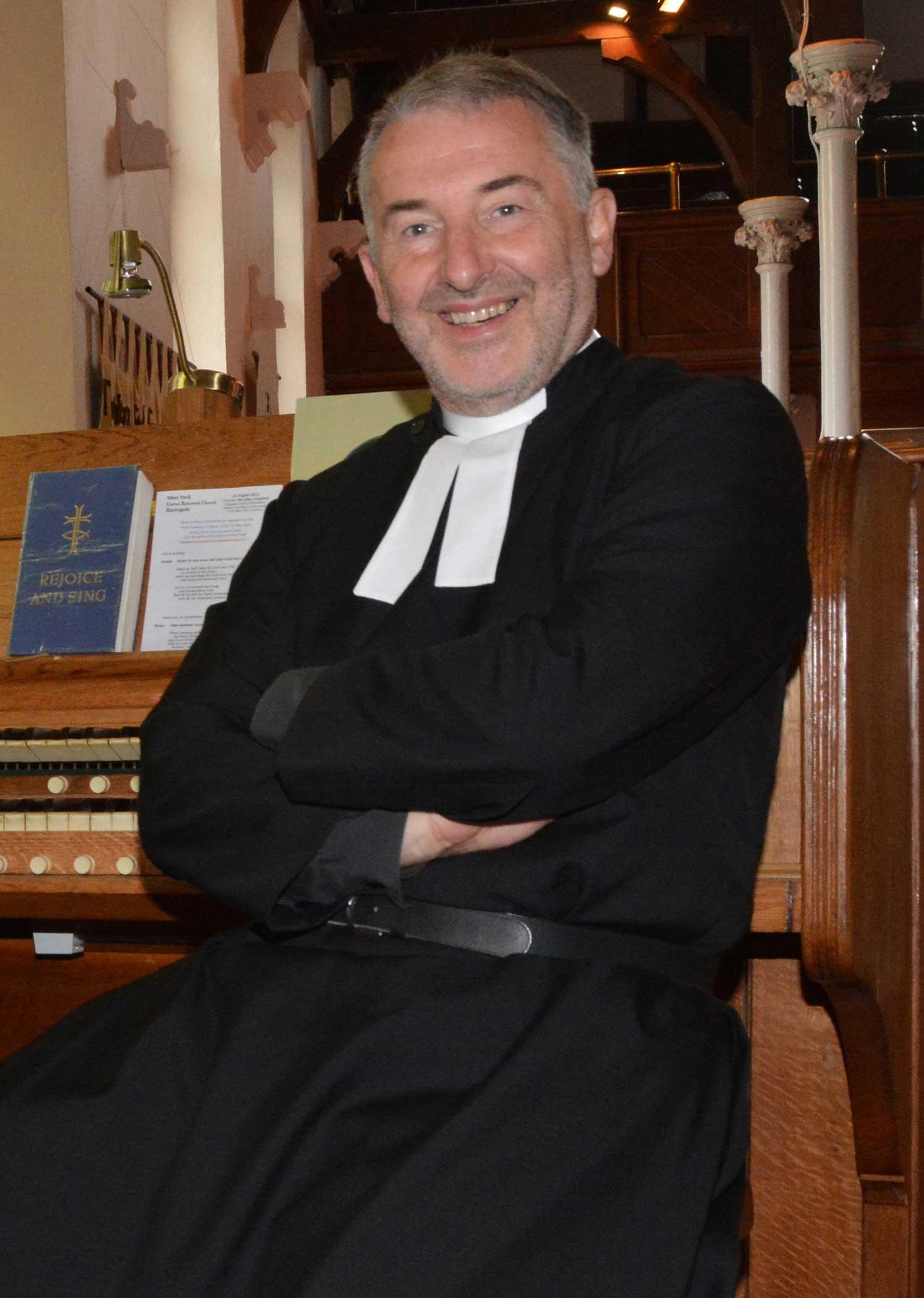 The Reverend John Campbell