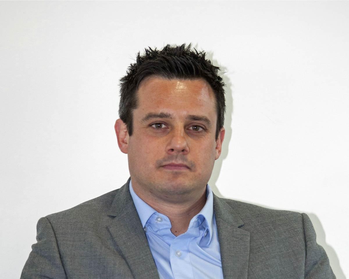 Development director Matt Johnson, from Flaxby Park Ltd