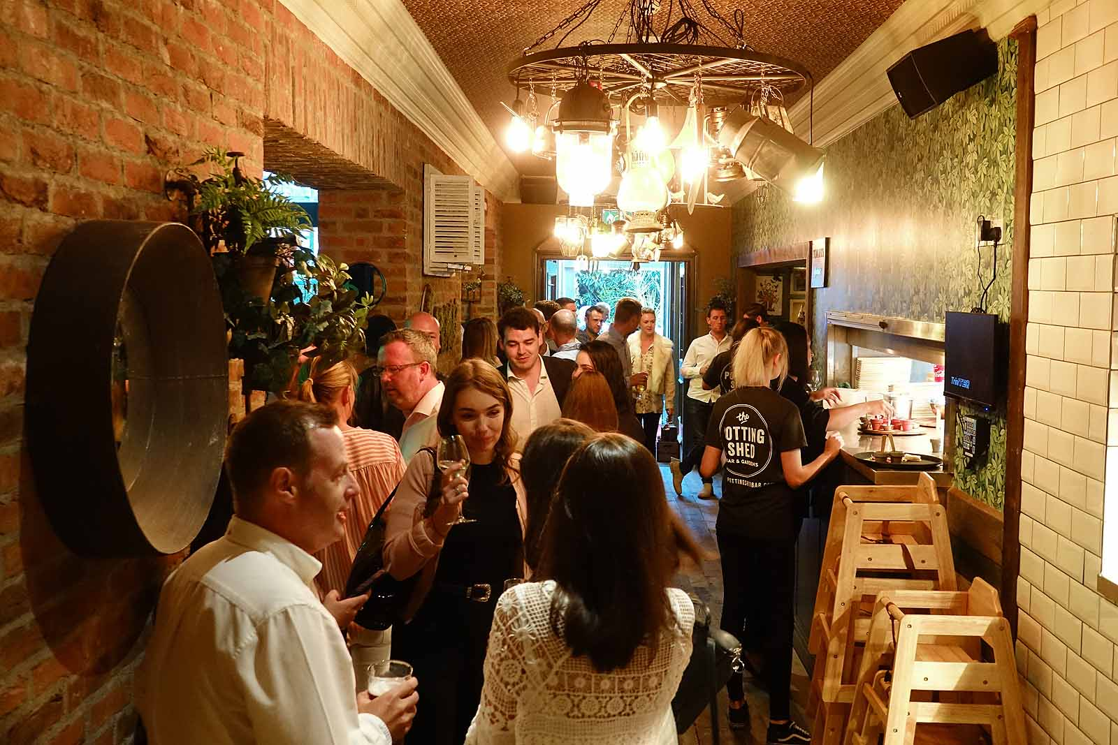 The Potting Shed Opens in Harrogate