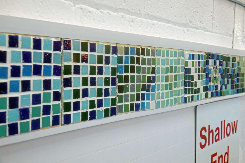 Willow Tree School, Harrogate, Mozaics