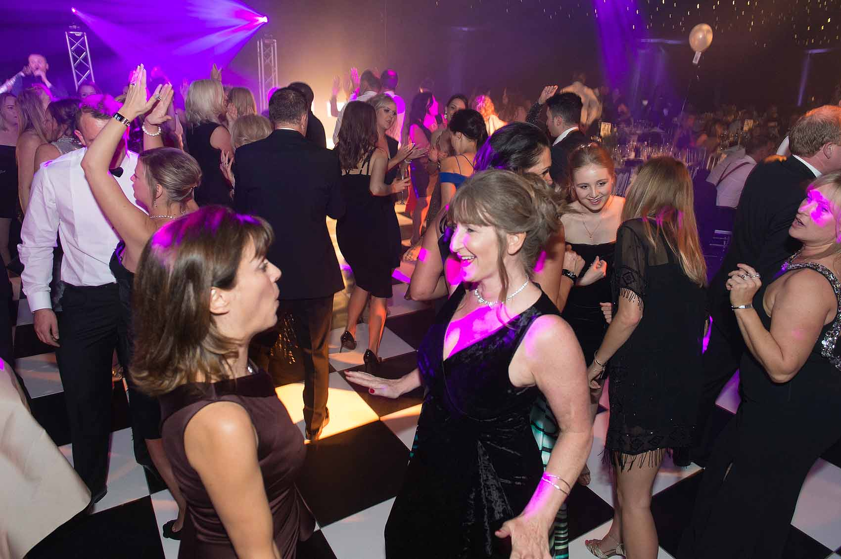 Martin House Hospice Care for Children and Young People held its annual Glitter Ball