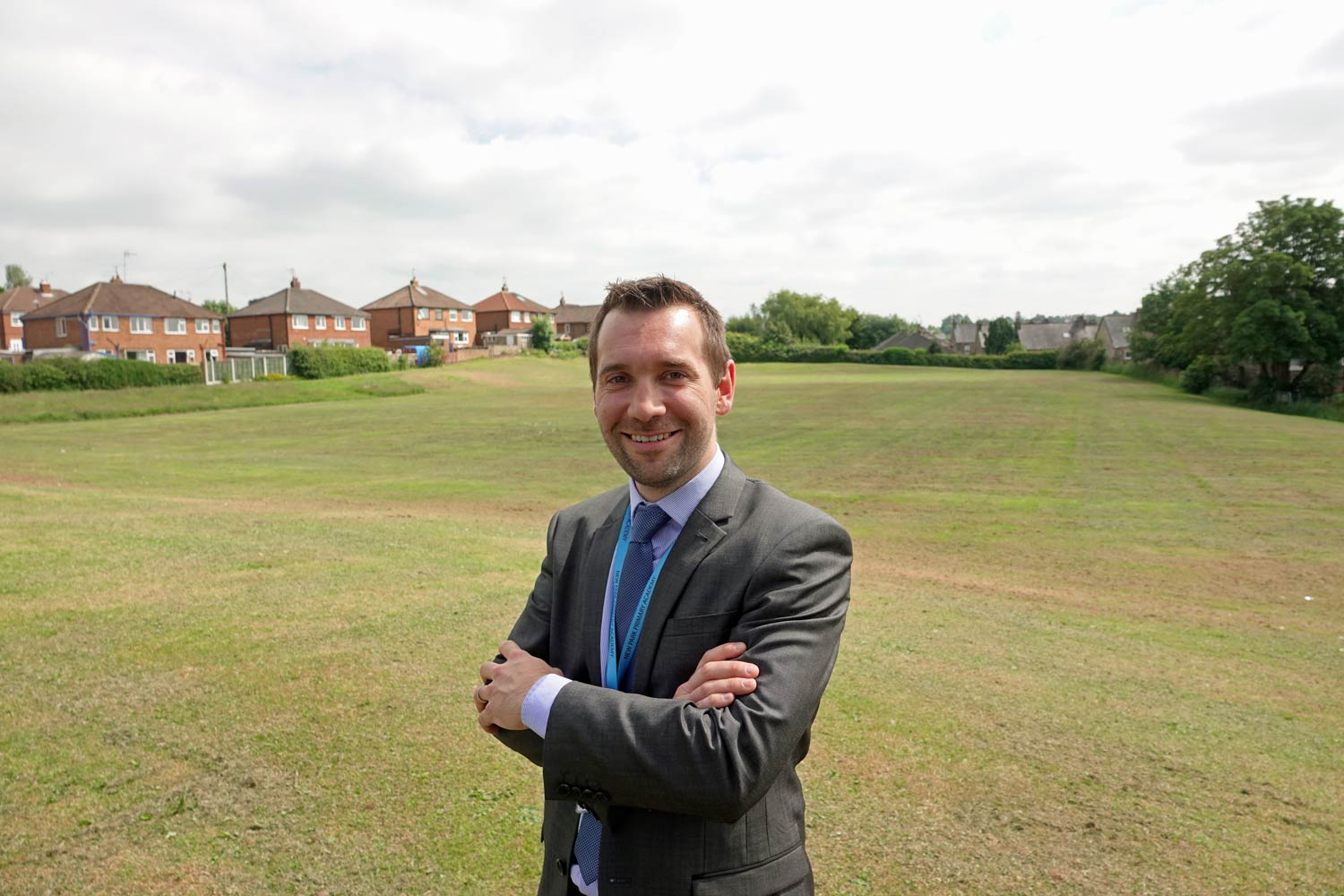 Robert Mold is the Headteacher at New Park Primary Academy