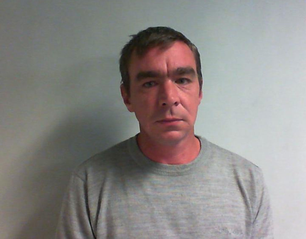 Jeremy Peter Barron, 36, of St Mary's Crescent, Whitby